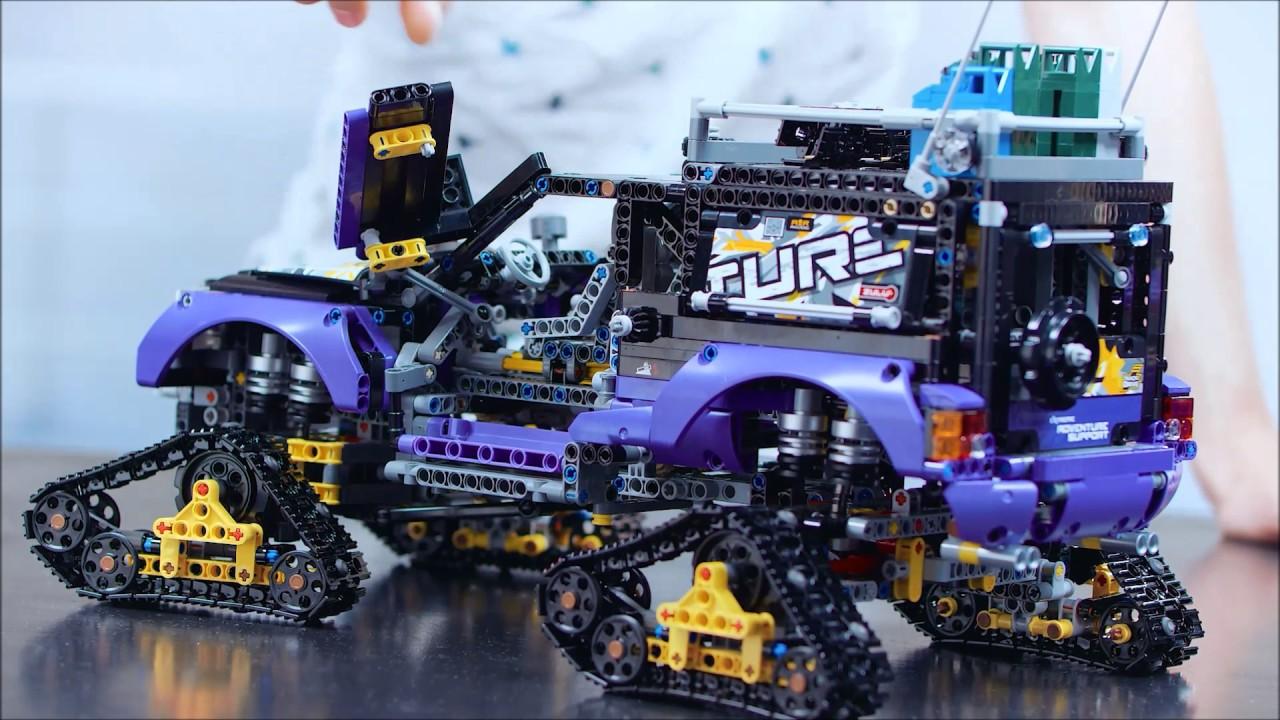 Smyths Toys Lego Technic Extreme Adventure 42069 Youtube