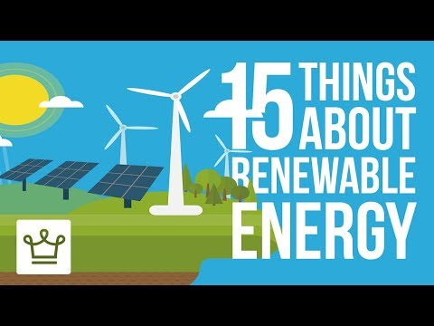 15 Things You Didn't Know About The Renewable Energy Industry