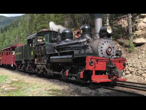 The Georgetown Loop Railroad - June 2016