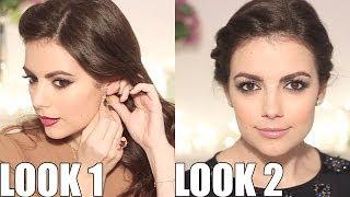 2 maquillajes fáciles para estas fiestas Thumbnail