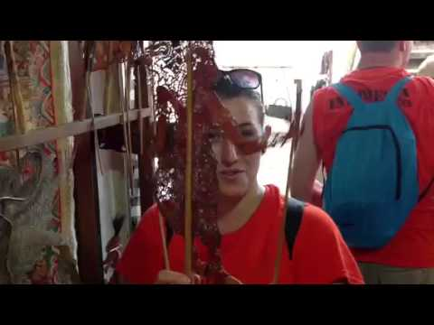 Sultani Task Mercato - p3 | 8 Hero Camp Indonesia 2013 Day 2 Travel Video