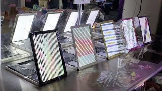 Defying Obsolescence by Turning Broken Computers Into Art
