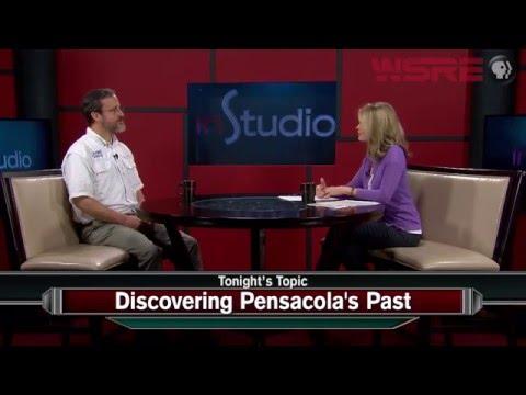 Discovering Pensacola's Past | inStudio | WSRE