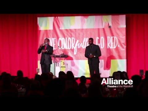 BeBe Winans & Juan Winans perform Born For This