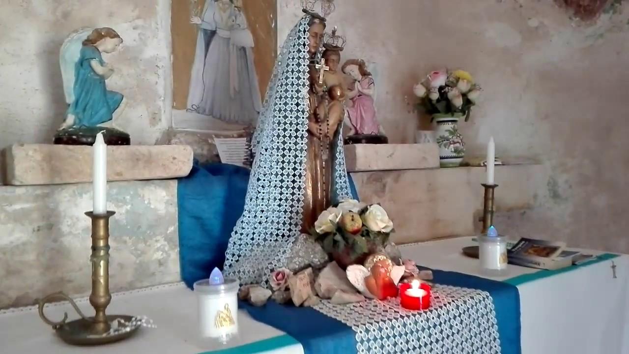 Bagno Piccolo L Aquila.Madonna Delle Canali Il Piccolo Santuario Mariano Di Bagno Grande