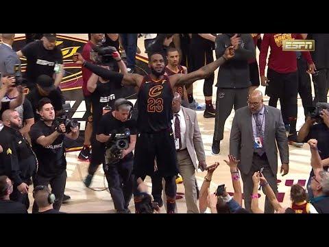 Cavs' LeBron James Hits Unreal Buzzer-Beater vs. Raptors in Game 3