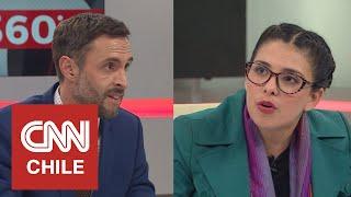 """Daniel Matamala a Karol Cariola: """"¿Qué duda hay de que China es una dictadura?"""""""