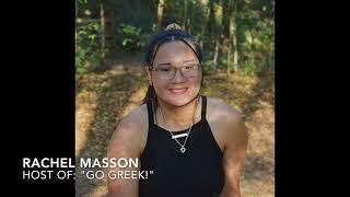 """Go Greek!"" Ep. 12 - Fall 2021 Rush Week Details"