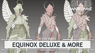 Warframe: Equinox Deluxe, Fortuna Spider Boss & Environmental Lore - Devstream 116