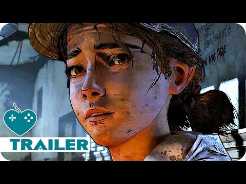 The Walking Dead Season 4 Trailer Comic-Con (2018) Final Season
