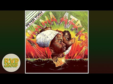 PETER TOSH – MAMA AFRICA [1983 FULL ALBUM]