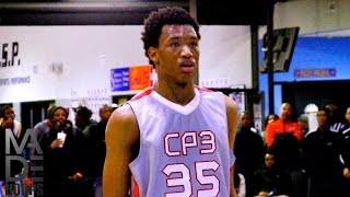 Wendell Moore DOMINATES at MADE Hoops Championship Weekend in North Carolina