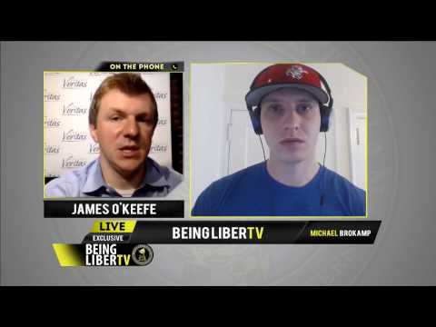 Live With Political Activist & Filmmaker, James O'Keefe, on Being Libertarian