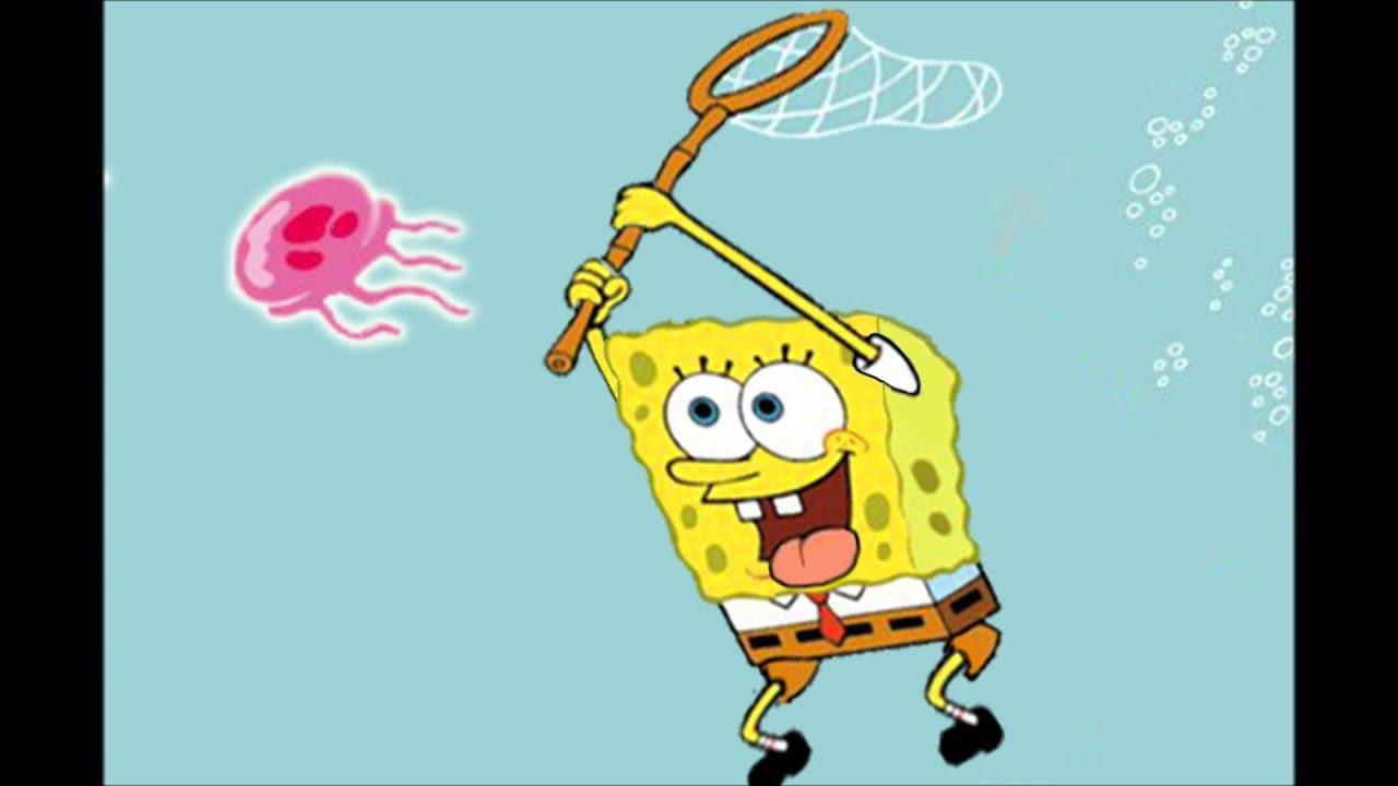 How To Draw A Spongebob Jellyfish - Draw Central |Jellyfish From Spongebob