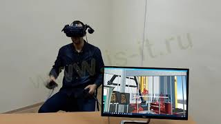 Спуско-подъёмные операции (VR)