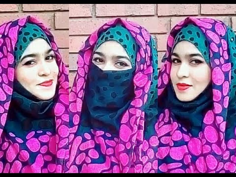 Ramadan Special - Without Innercap hijab style | With ...