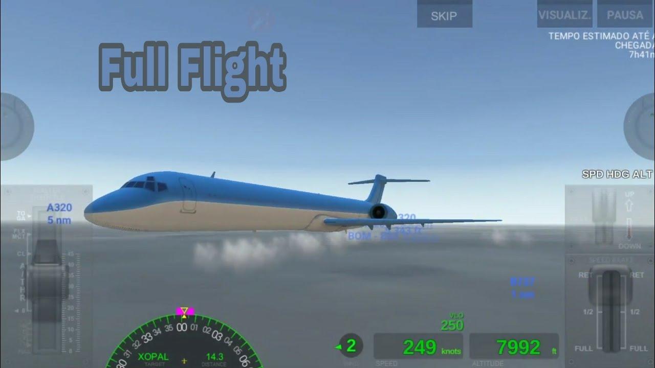 airline commander game full flight