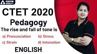 English Pedagogy | English Preparation for CTET 2020