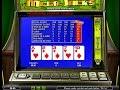 Секрет игрового автомата  Mega jack video poker