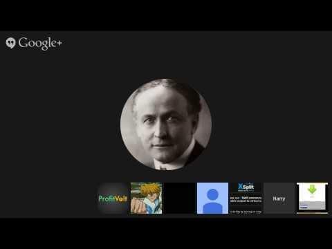 CPA Secrets, Session #4, Google Hangouts | Harry & Profitvolt