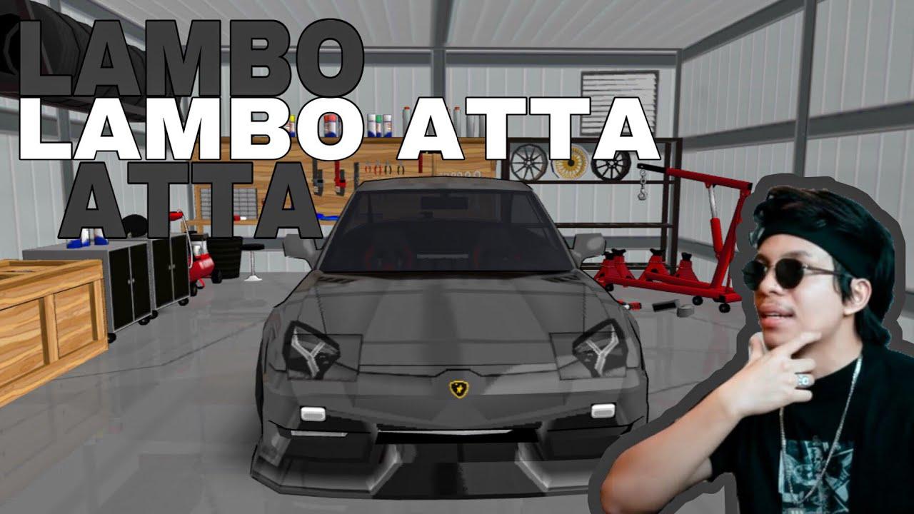 Fr Legends Livery Lamborghini Atta Halilintar V 0 2 5 1 Youtube