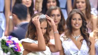 Miss Russia 2016 Top 3!