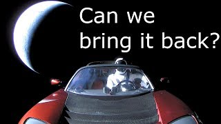 How to capture (Or steal) Elon Musk's Tesla Roadster and Starman thumbnail
