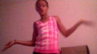 me dancing to  your the reason why by victoria justice