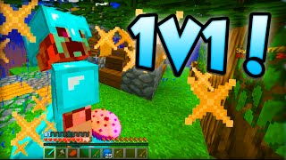 "Minecraft SKYWARS - ""MY BEST 1V1!"" - Minecraft w/ Ali-A! #21"