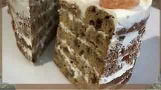 ПП рецепты Морковный Торт №40