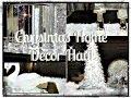 💎Glam Christmas Home Decor Haul|| Mini Haul & Style 2017|| AtHome|| Target|Walmat|DollarTree💎