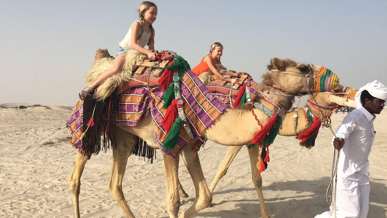 Welcome to the World with Olivia Fanders: The Middle East