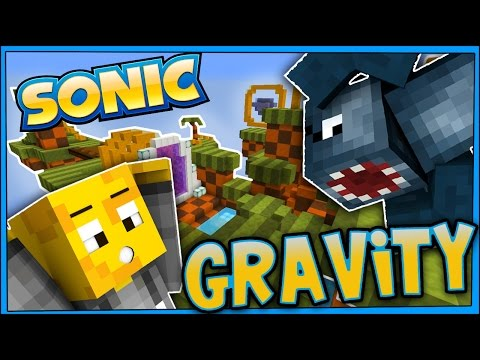 NEW GRAVITY MAPS?! Minecraft Mini Game! W/AshDubh