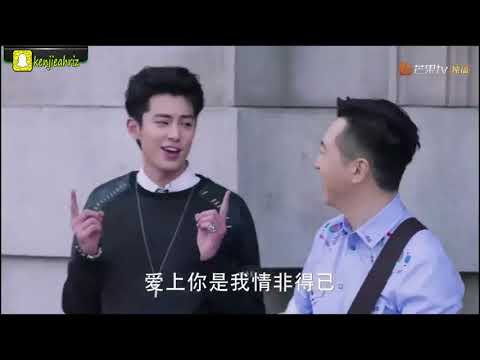 Harlem Yu Sings Qing Fei De Yi With F4 And Shancai (Meteor Garden 2018)