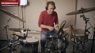 """Andy Gillmann: Fusion Pop Demo with the NEW """"SPEED GRIP"""""""