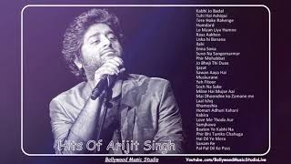 Hits & Best Of Arijit Singh Audio Jukebox | Non Stop Bollywood Songs | 2018