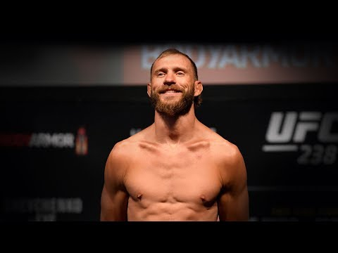 UFC Vancouver: Weigh-in