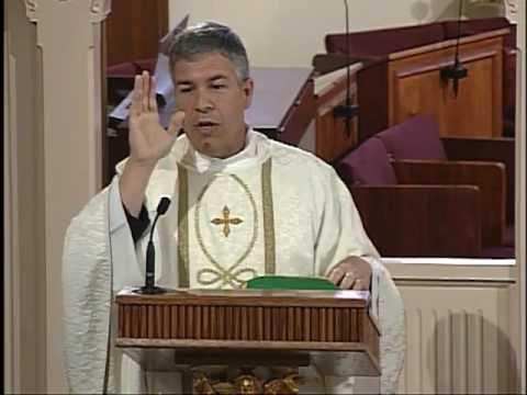 Homily 2011-11-11 - Fr Justin Damien Dean OSB - Saint Martin of Tours - Bishop