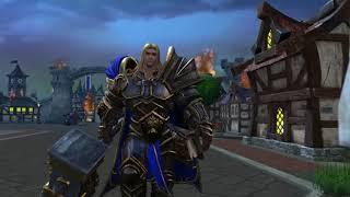 Warcraft 3: Reforged — трейлер кампании «Резня в Стратхольме»