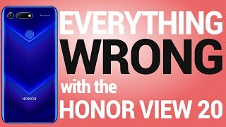 Everything Honor Got Wrong with the View 20