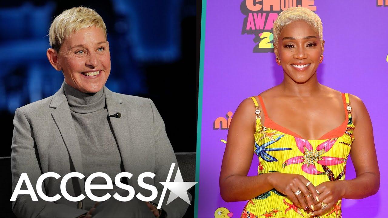 Tiffany Haddish Addresses Ellen DeGeneres Replacement Rumors
