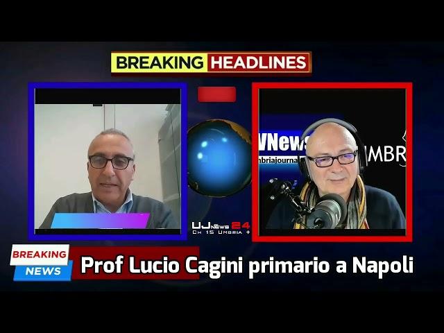Tg Umbria+Teleterni del 7 aprile 2021