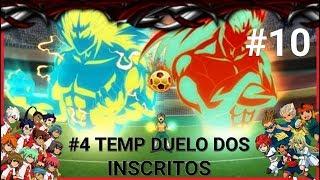 ☠ Inazuma GO Strikers 2013 ☠ 4º TEMPORADA - 10 JOGO