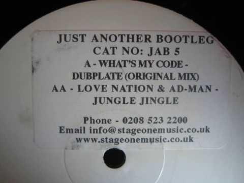 Wots My Code - Dubplate (Original mix).