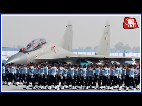 India Celebrates 84th Indian Air Force Day