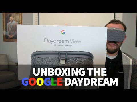 Unboxing the Google Daydream VR Headset Mp3