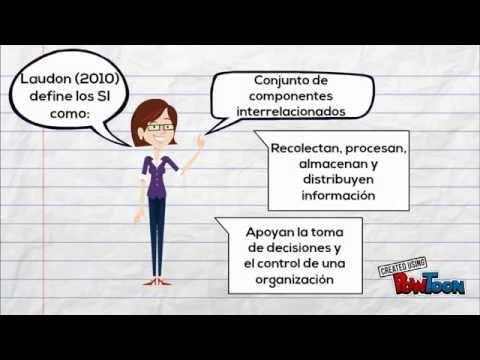 Conceptos básicos de Sistemas de Información (SI)