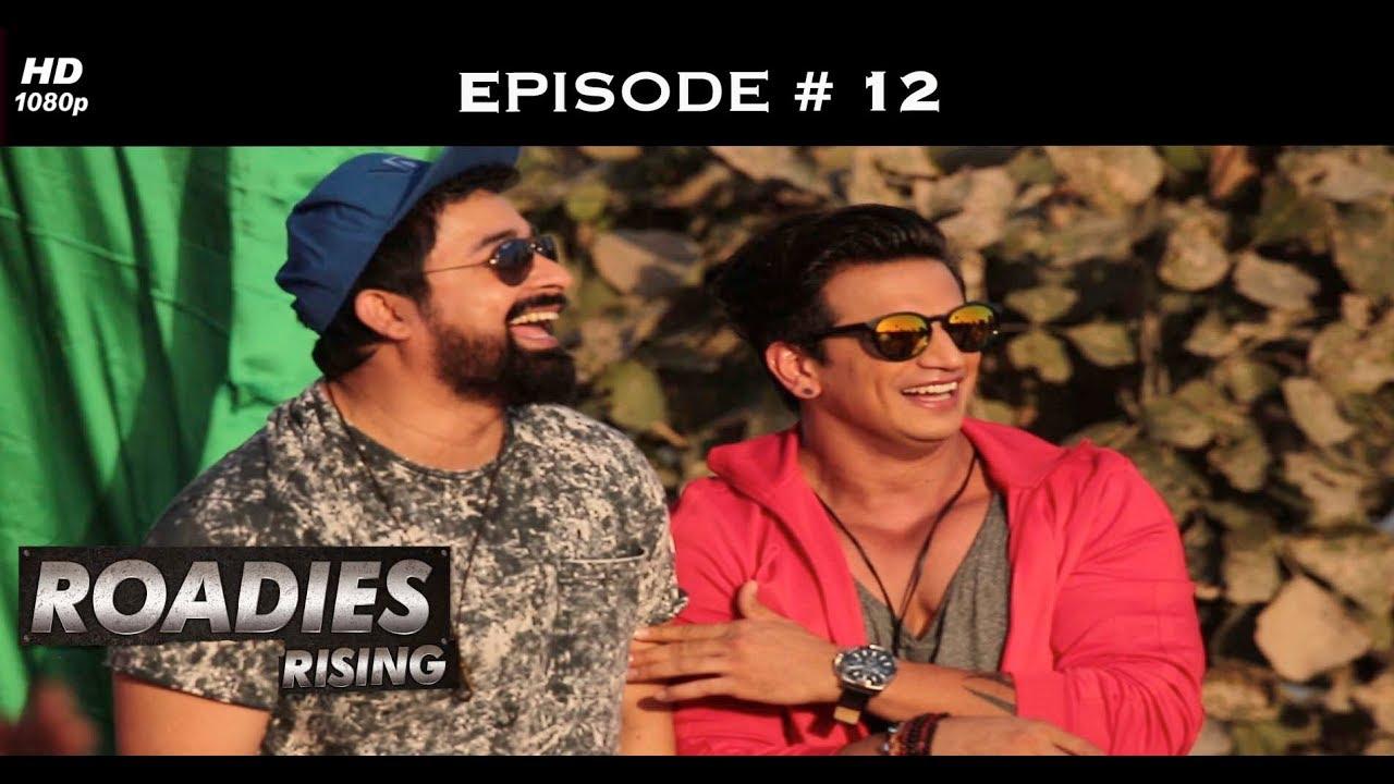 Download Roadies Rising - Episode 12 - Dumb charades with a violent twist!