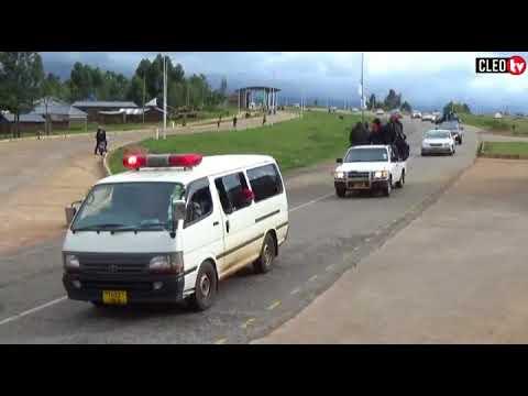 Full Video Jinsi Mwili Wa Marehemu Mdogo Wake Mbunge Heche Suguta Chacha  Ulivyosafirishwa Vilio Vya