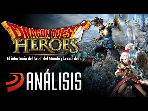 DRAGON QUEST HEROES: Musou y RPG con encanto DQ. Análisis